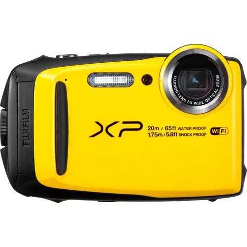 Fujifilm FinePix XP120 (Yellow)