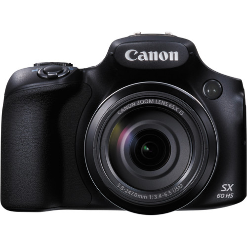 Canon Powershot SX60 HS (Black)