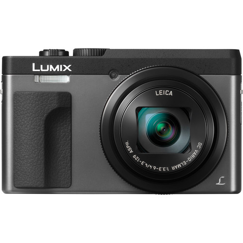 Panasonic Lumix DMC-ZS70 Digital Camera (Silver)