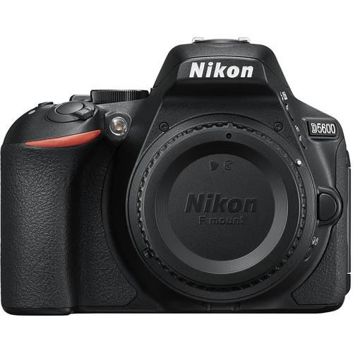 Nikon D5600 DSLR Camera Body