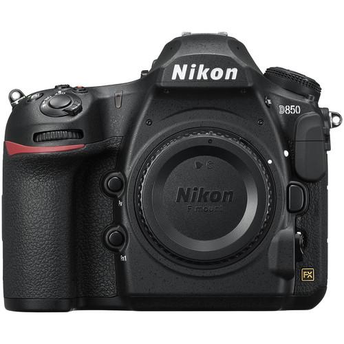 Nikon D850 DSLR Camera (Body)