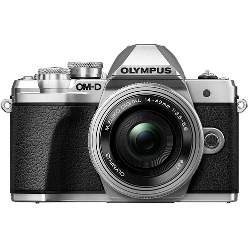 Olympus OM D E M10 Mark III With 14 42mm EZ Lens