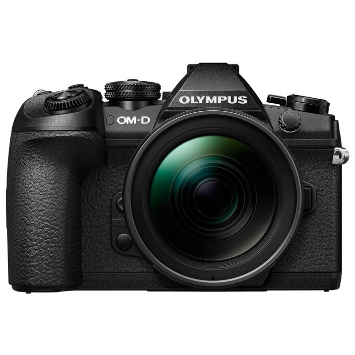 Olympus OM-D E-M1 Mark II Mirrorless Micro Four Thirds Digital Camera with 12-200mm Lens Kit