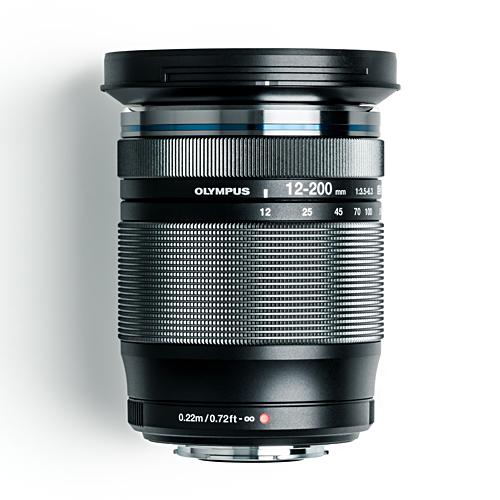 Olympus ED 12-200mm f/3.5-6.3 Lens