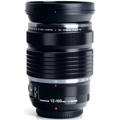Olympus ED 12-100mm f/4 IS PRO