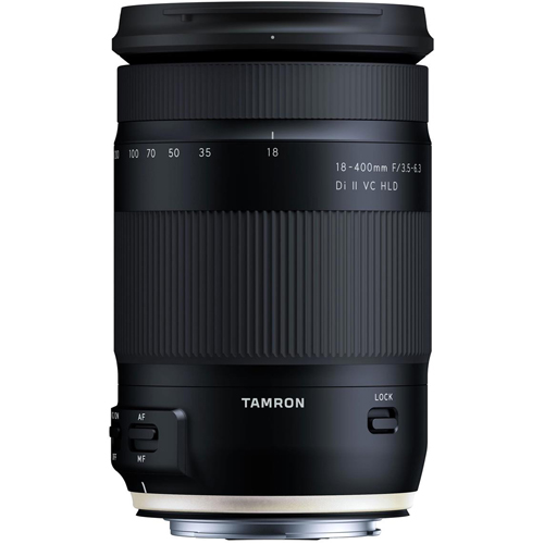 Tamron 18-400 f3.5-6.3 Di II VC HLD for Canon EF