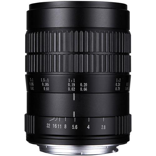 Laowa 60mm f/2.8 2X Ultra-Macro Lens for Nikon F