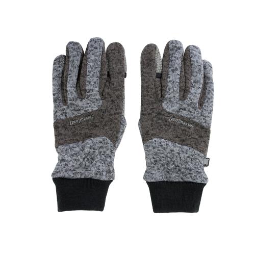 ProMaster Knit Photo Gloves (Gray) – Large