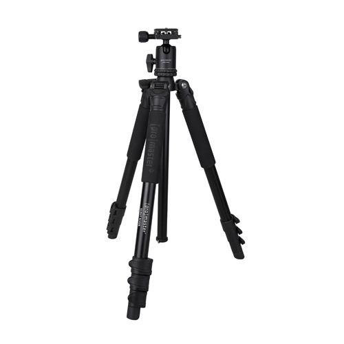 Promaster SC426K Tripod Kit with Head – Scout Series