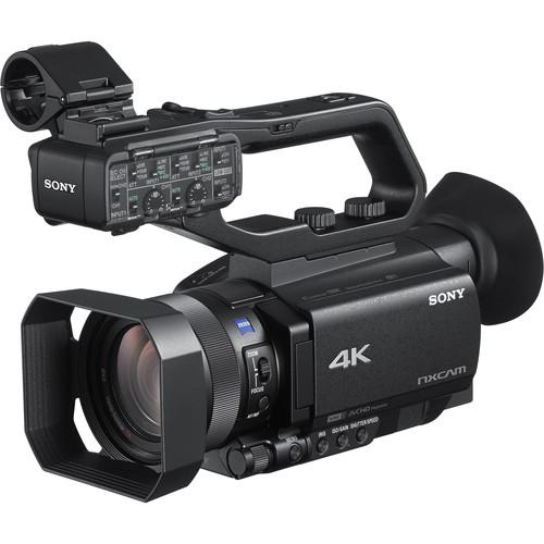 Sony HXR-NX80 Full HD XDCAM – 1″ CMOS Sensor