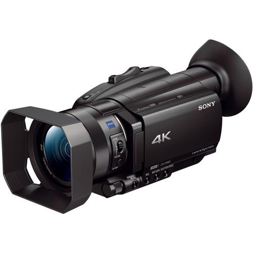 Sony FDR-AX700 4K Camcorder -1″ CMOS Sensor