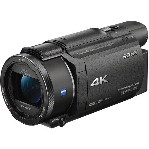 Sony Handycam FDR-AX53 Digital Camcorder