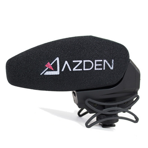 Azden SMX-30 Stereo / Mono-Switchable Video Microphone