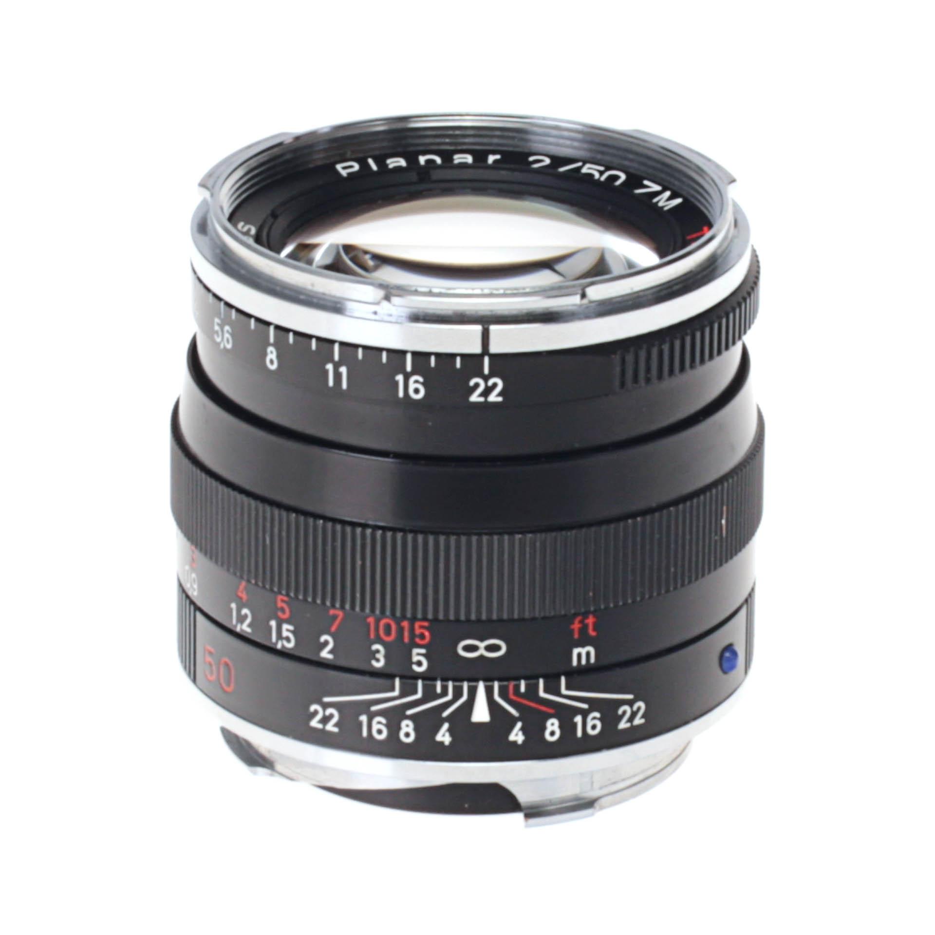 Buy LEICA/ZEISS 50MM F2 ZM 6BIT - National Camera Exchange