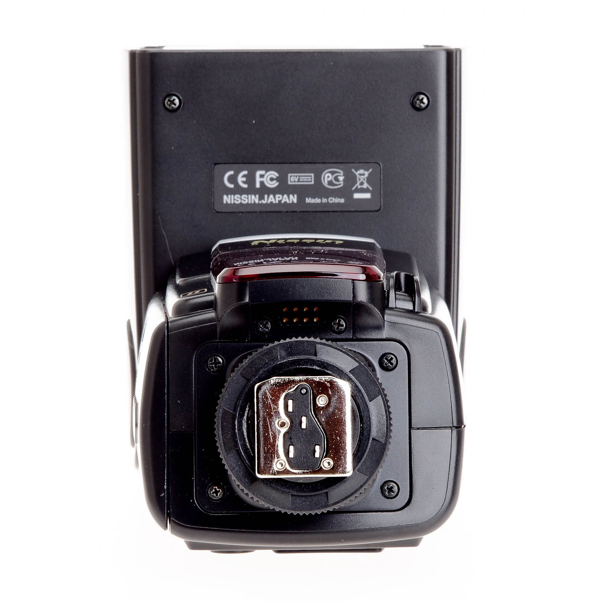 Nikon Nissin Di866 Mark II Shoe Mount Speedlite Flash ND866MKII-N