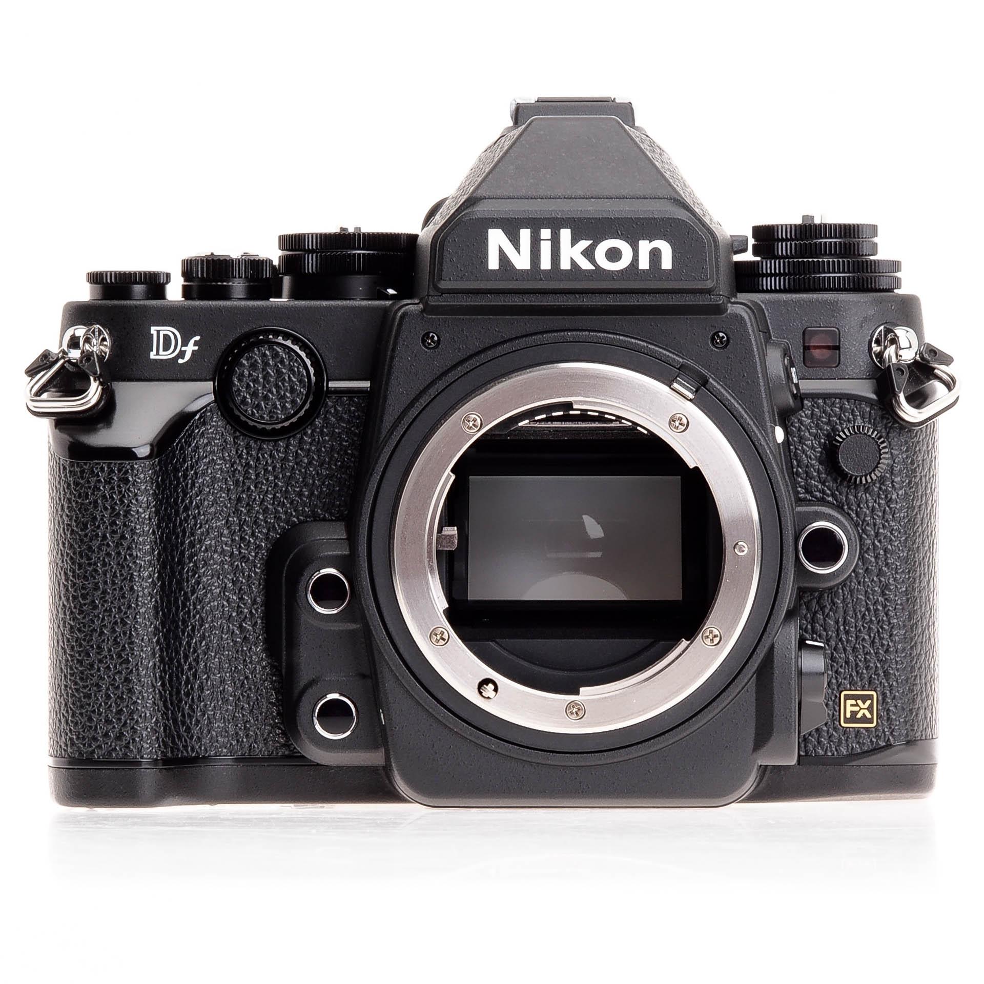 Nikon Df 16 2 MP FX Digital SLR Black Body 1525 Used Condition VG