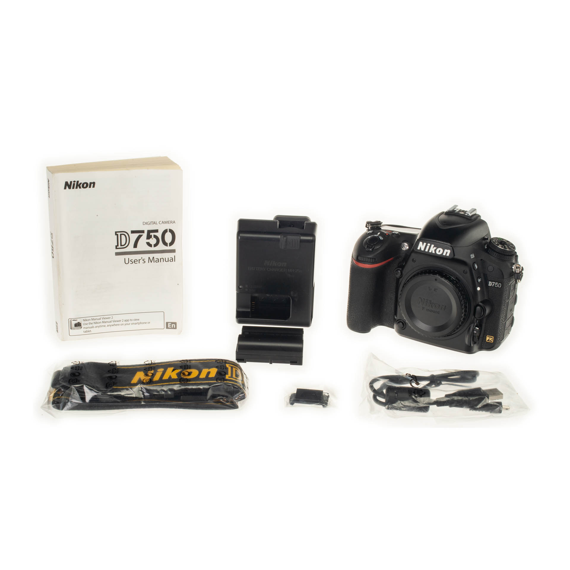 Buy NIKON D750 - National Camera Exchange