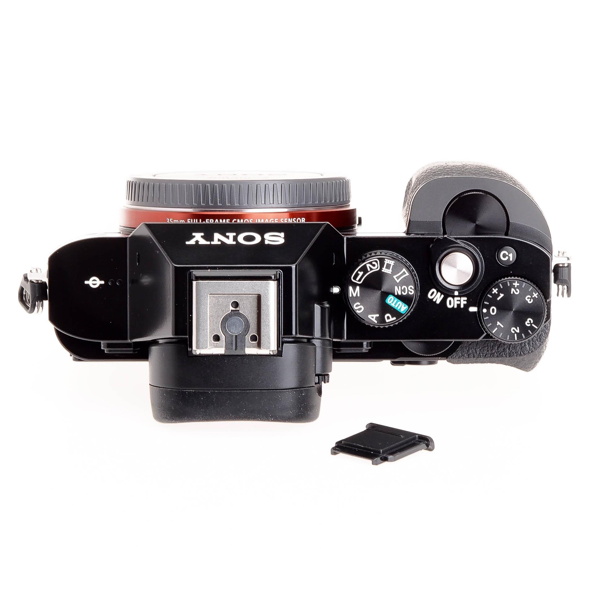 Buy Sony Alpha A7 24.3MP Full Frame Mirrorless Digital Camera Body ...